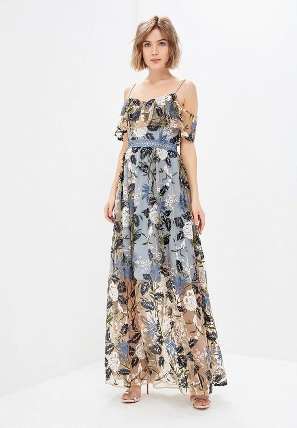 Платье True Decadence True Decadence TR033EWCCED8 платье true decadence true decadence tr033ewcced4