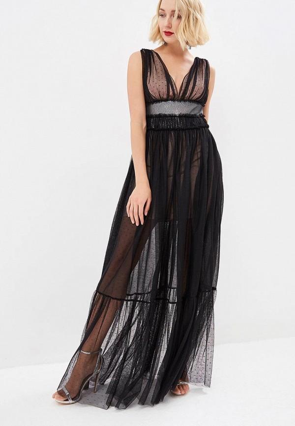 Платье True Decadence True Decadence TR033EWCCVK5 cnd цвет decadence