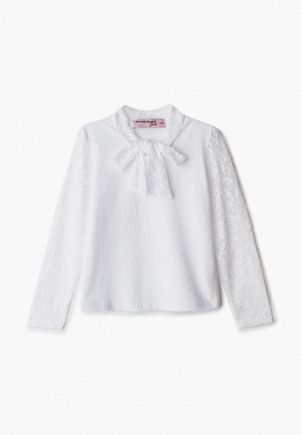 блузка trendyangel baby для девочки, белая