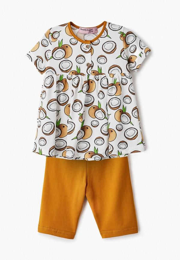 костюм trendyangel baby малыши, разноцветный
