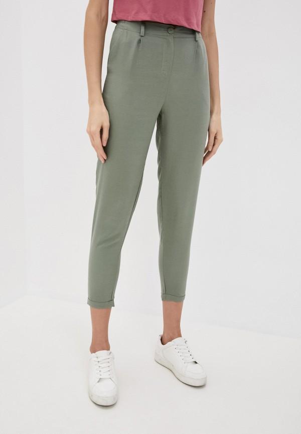 женские повседневные брюки trendyol, серые