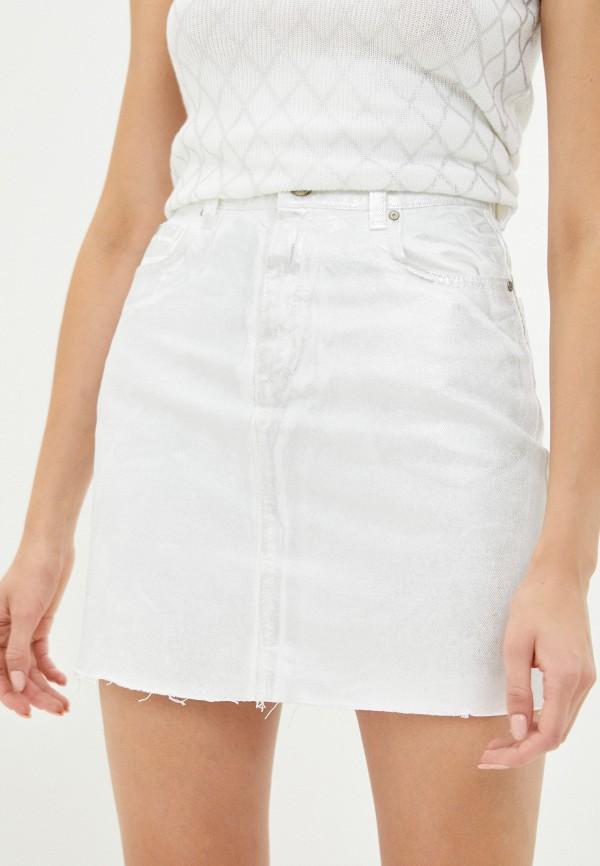 Юбка джинсовая Trendyol