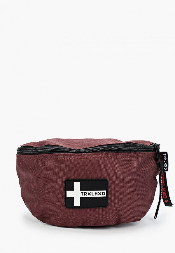 женская сумка trailhead, бордовая