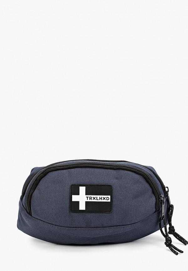 женская сумка trailhead, синяя