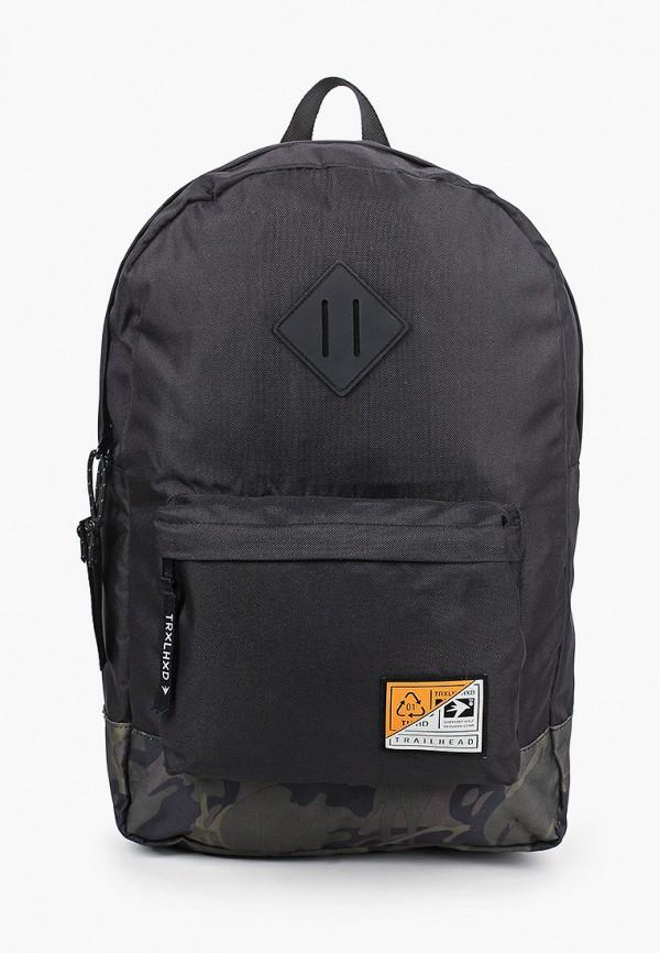 женский рюкзак trailhead, черный