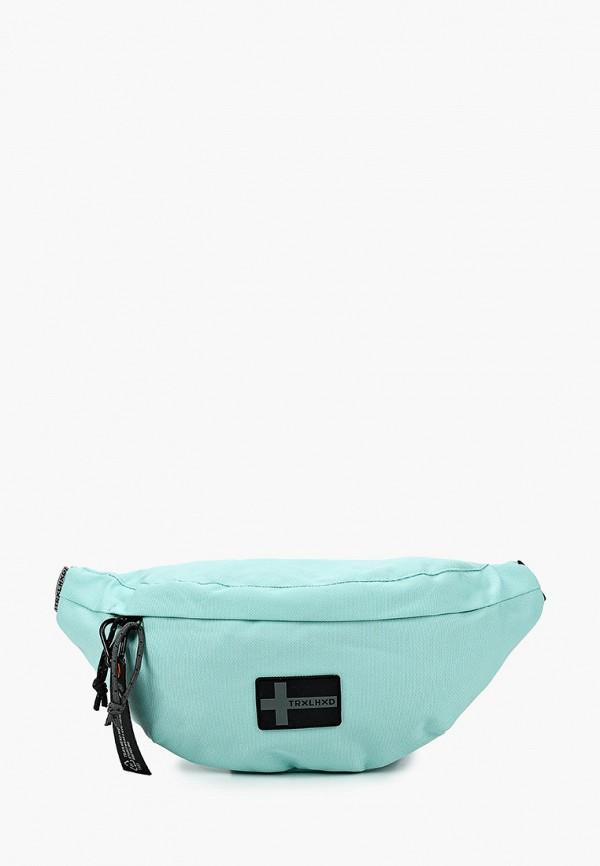 женская сумка trailhead, бирюзовая