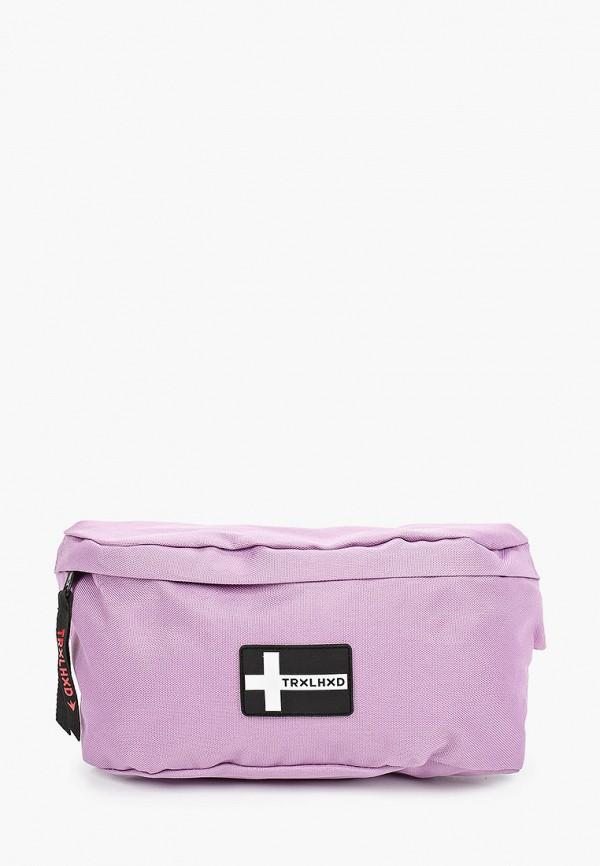 женская сумка trailhead, фиолетовая