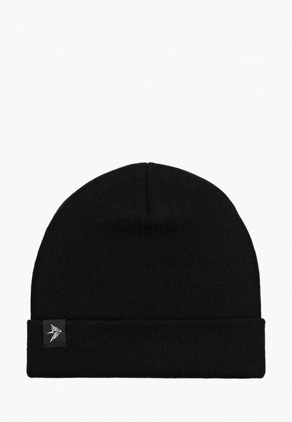 женская шапка trailhead, черная
