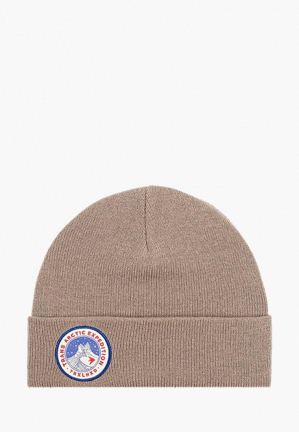 женская шапка trailhead, серая