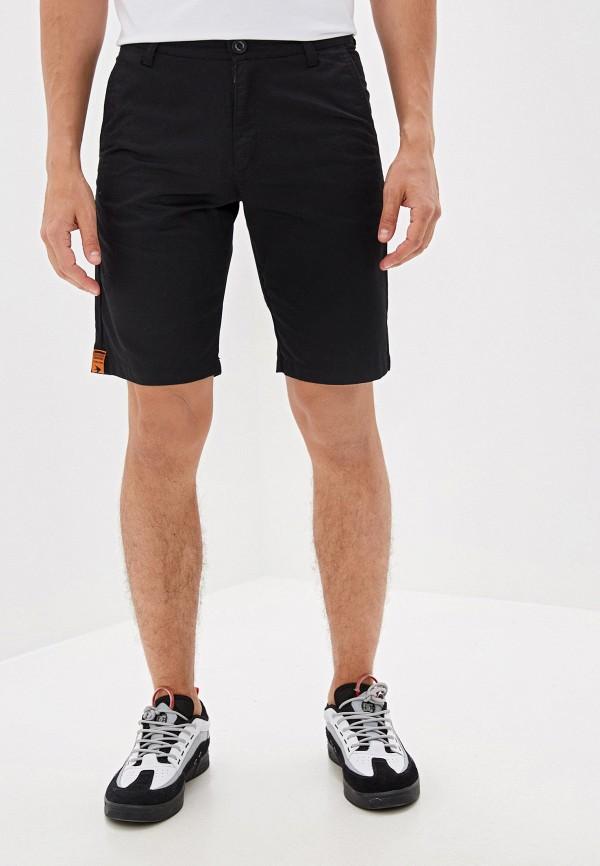 мужские спортивные шорты trailhead, черные