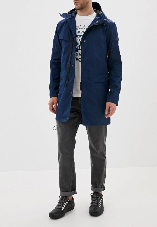 Фото 2 - Куртку Trailhead синего цвета