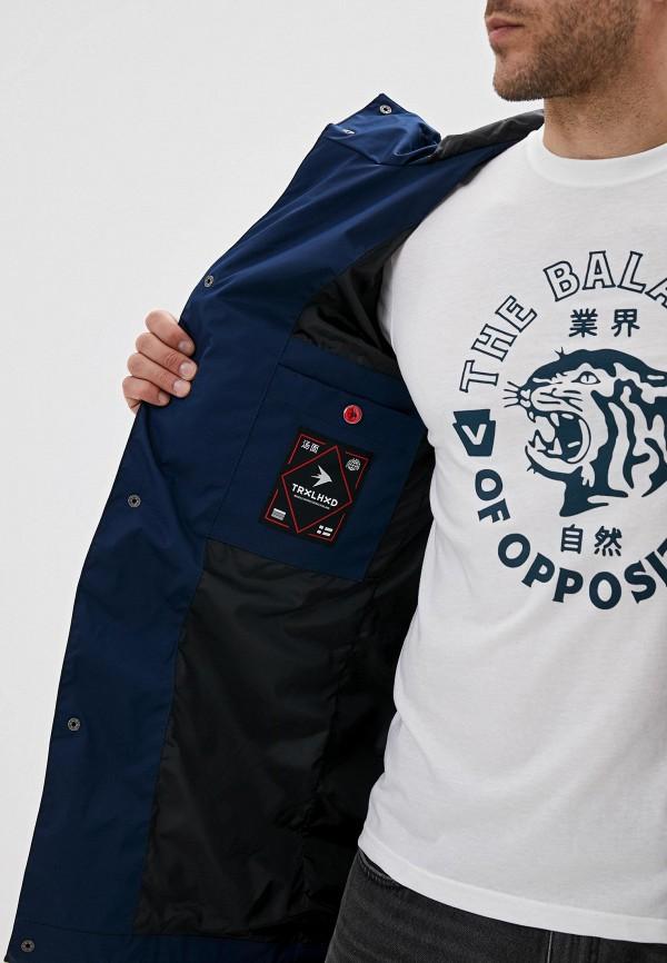 Фото 4 - Куртку Trailhead синего цвета