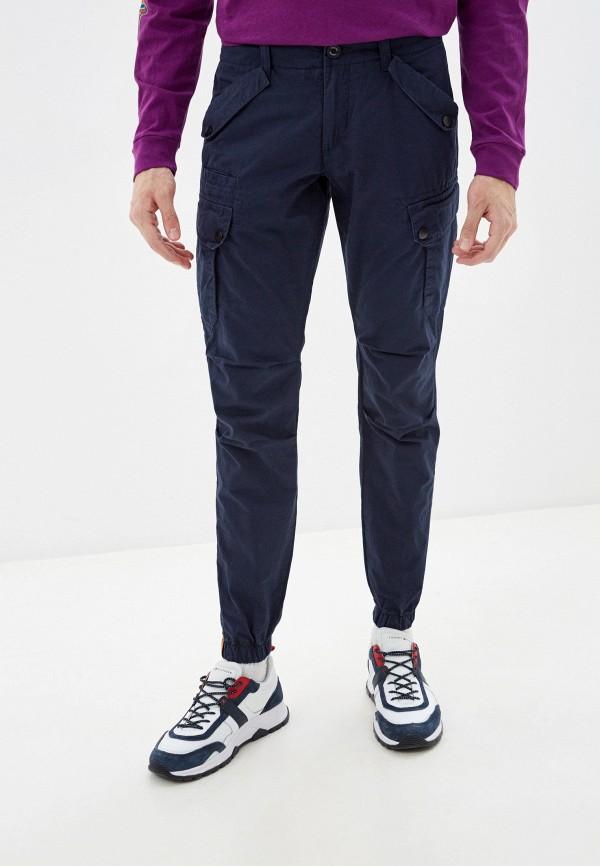 мужские брюки trailhead, синие