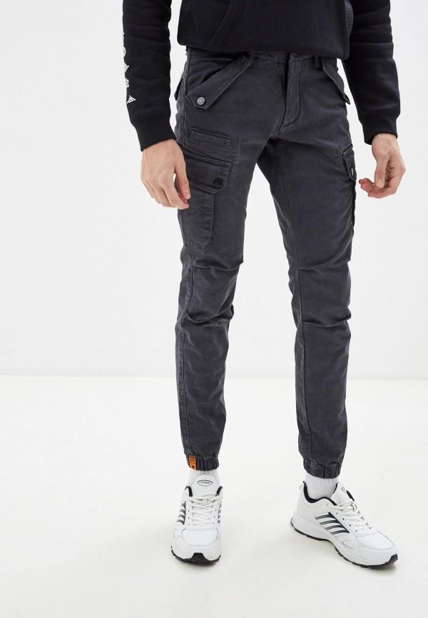 мужские брюки trailhead, серые