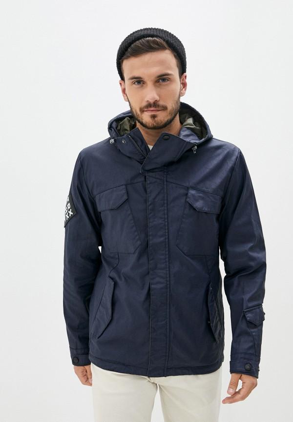 мужская куртка trailhead, синяя