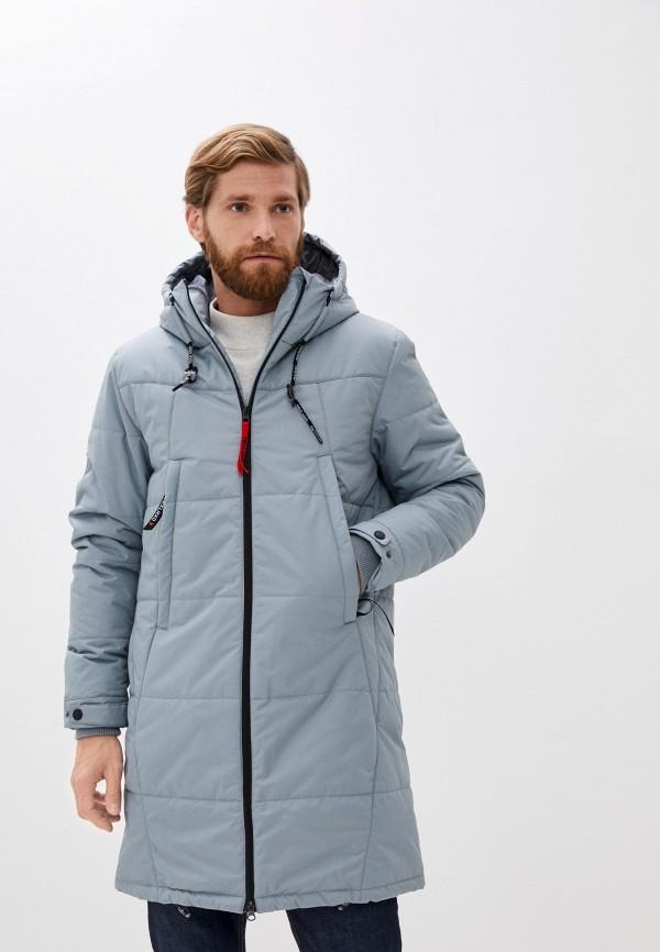 мужская куртка trailhead, серая