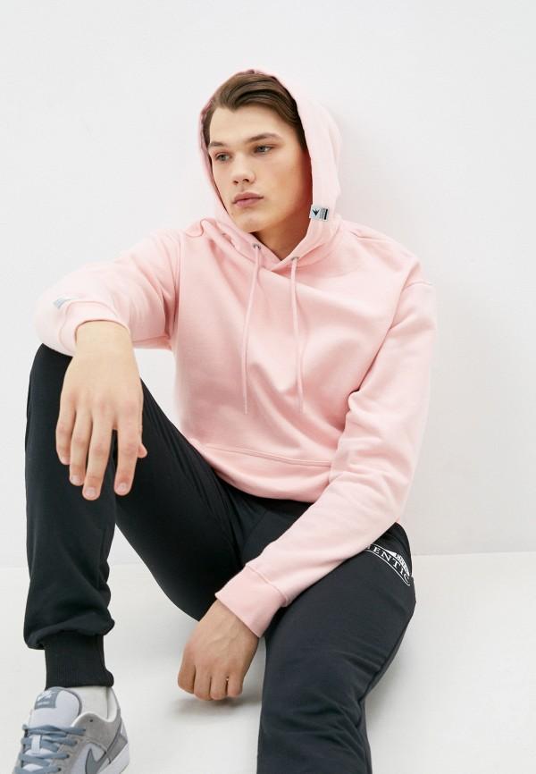 мужские худи trailhead, розовые
