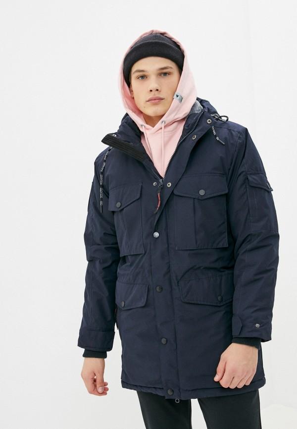 мужская спортивные куртка trailhead, синяя
