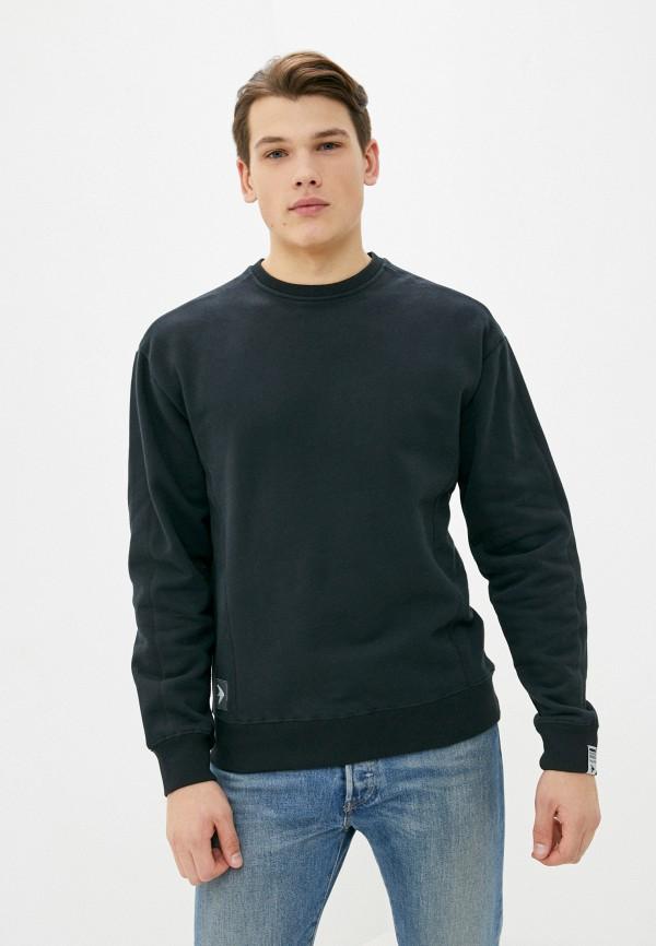 мужской свитшот trailhead, черный