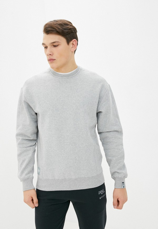 мужской свитшот trailhead, серый