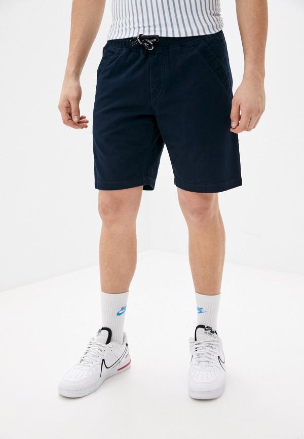мужские шорты trailhead, синие