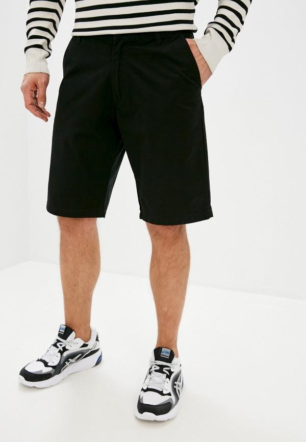 мужские шорты trailhead, черные