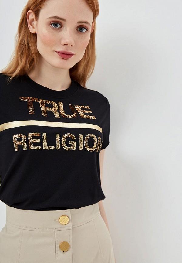 Футболка True Religion True Religion TR799EWEFPV3 джинсы true religion true religion tr799ewztm65