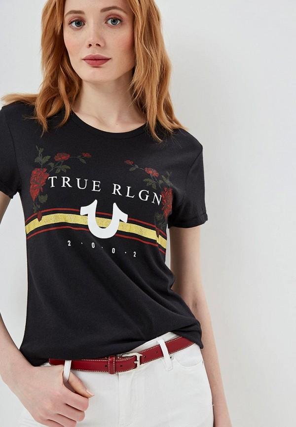 Футболка True Religion True Religion TR799EWEFPV6 джинсы true religion true religion tr799ewztm65