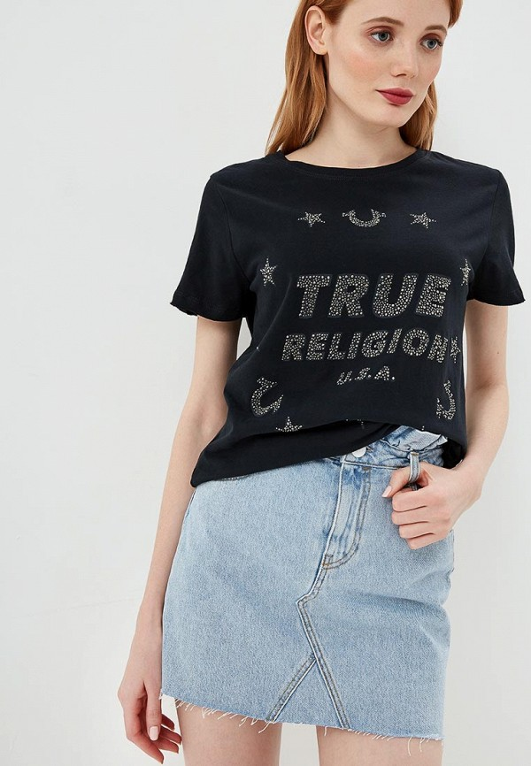Футболка True Religion True Religion TR799EWEUVX1 футболка religion religion re881embfrd9