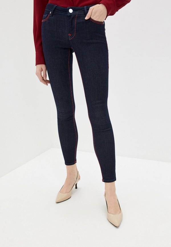 женские джинсы true religion, синие