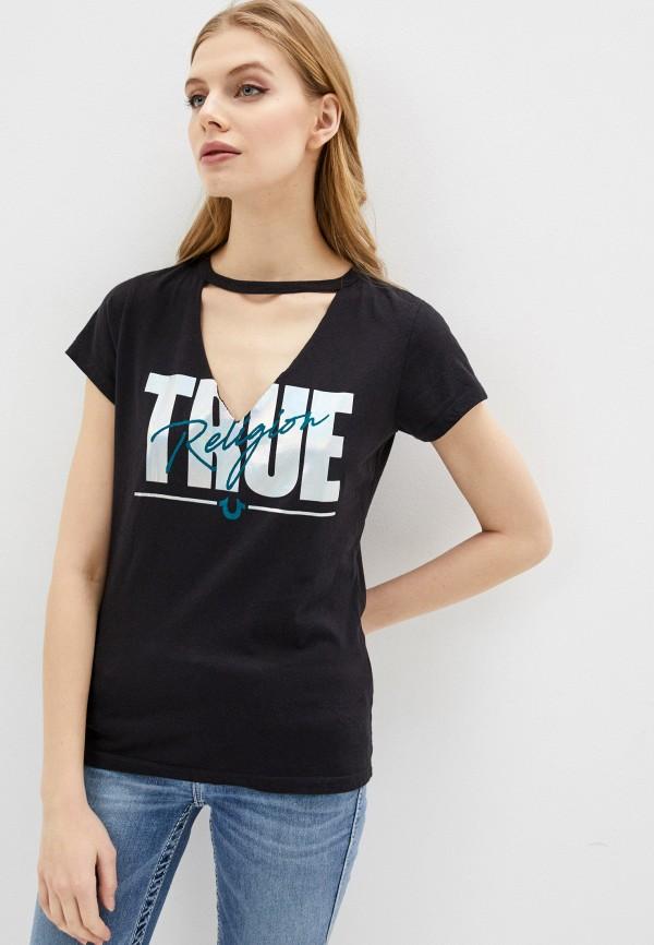 Футболка True Religion True Religion TR799EWFZTT2 футболка religion religion re881emfadw3