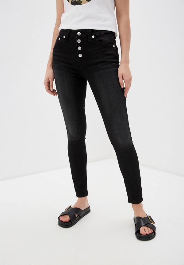 женские джинсы true religion, черные