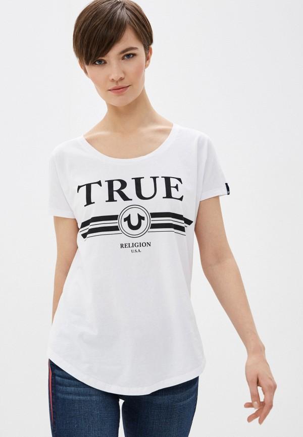 Футболка True Religion True Religion TR799EWGRFF6 футболка religion religion re881emfadw3
