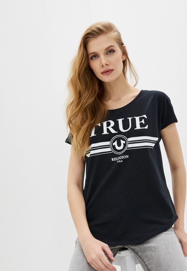 Футболка True Religion True Religion TR799EWGRFF7 футболка religion religion re881emfadw3