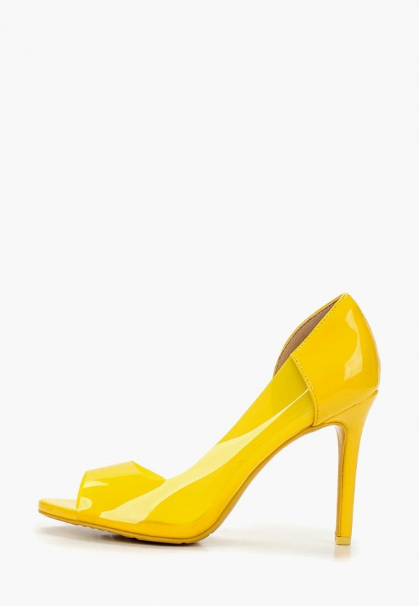 женские туфли tulipano, желтые