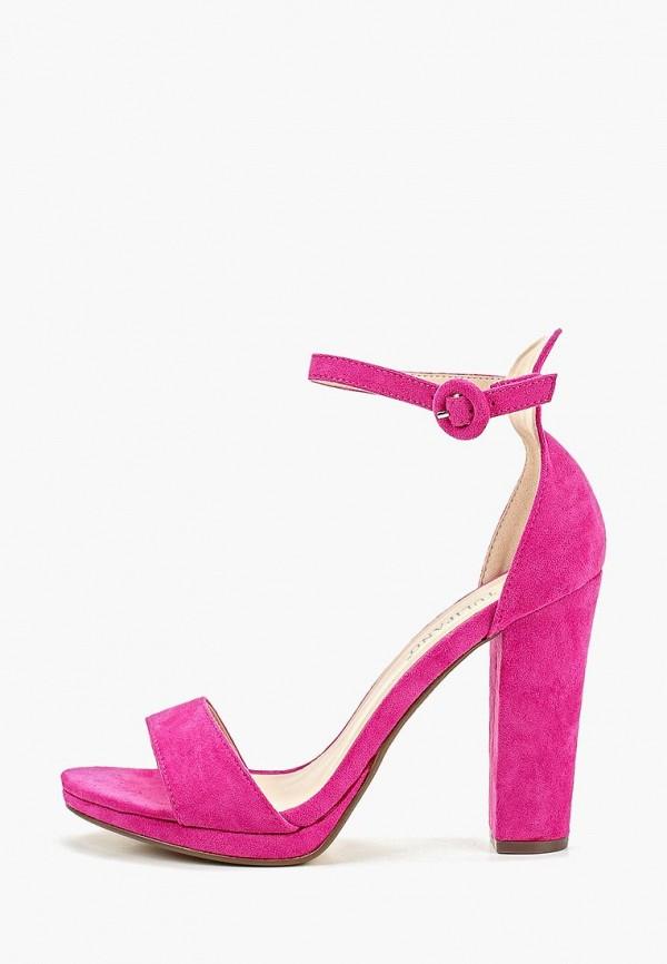 Фото - женские босоножки Tulipano розового цвета