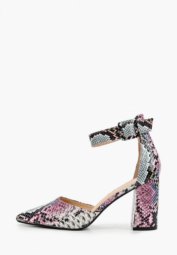 женские туфли tulipano, разноцветные