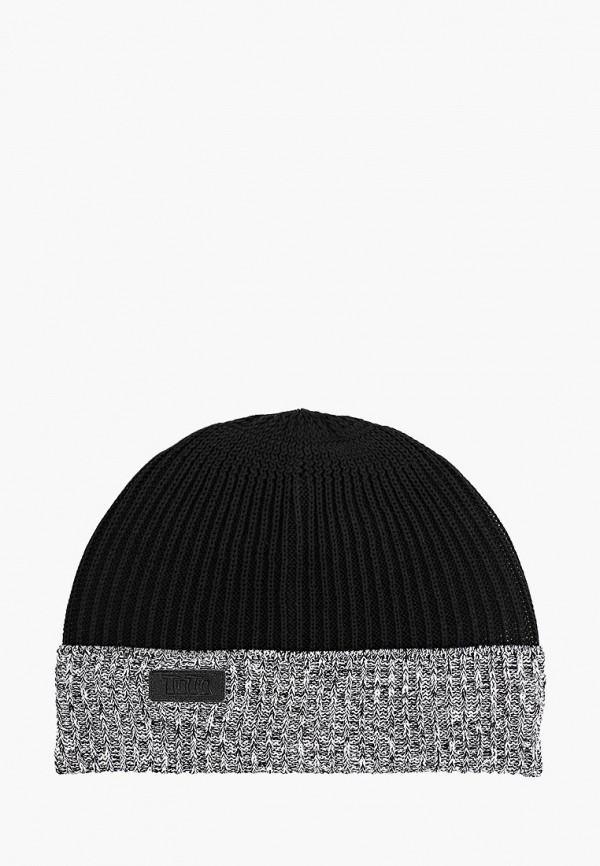 шапка tutu для мальчика, черная