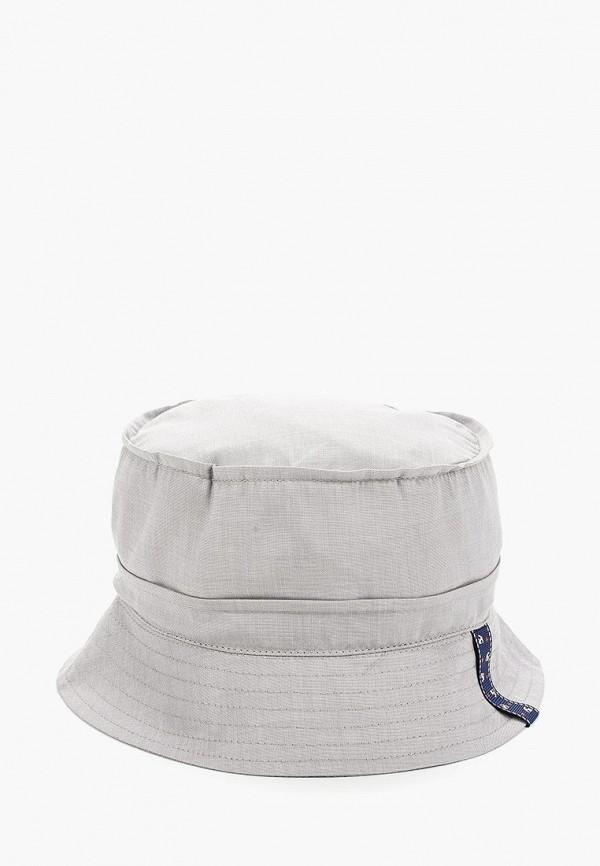 панама tutu для мальчика, серая