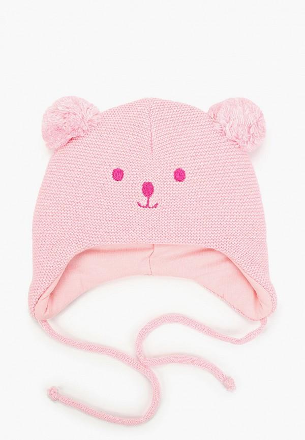 шапка tutu для мальчика, розовая