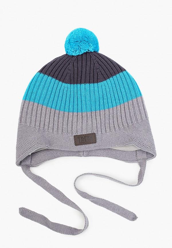 шапка tutu для мальчика, разноцветная