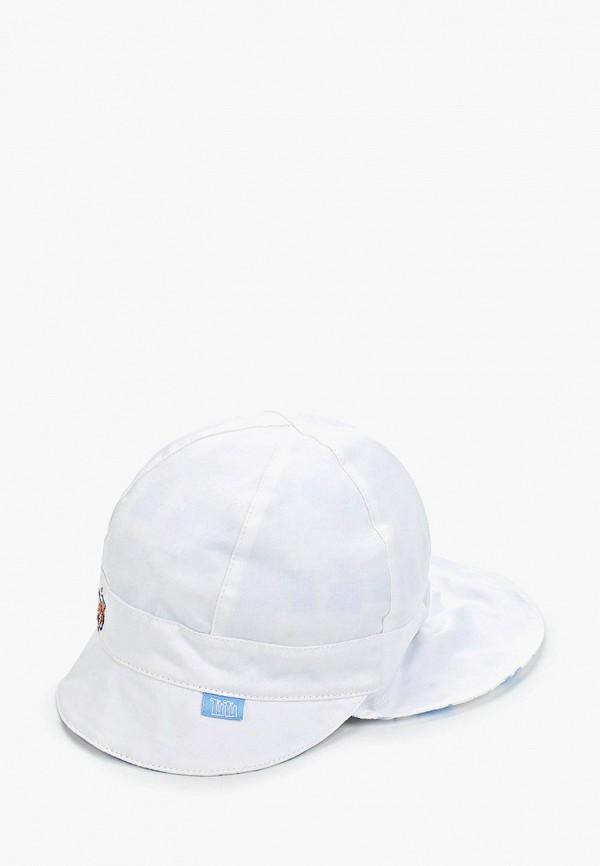 кепка tutu для мальчика, белая