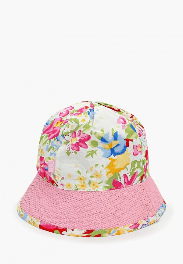панама tutu для девочки, розовая