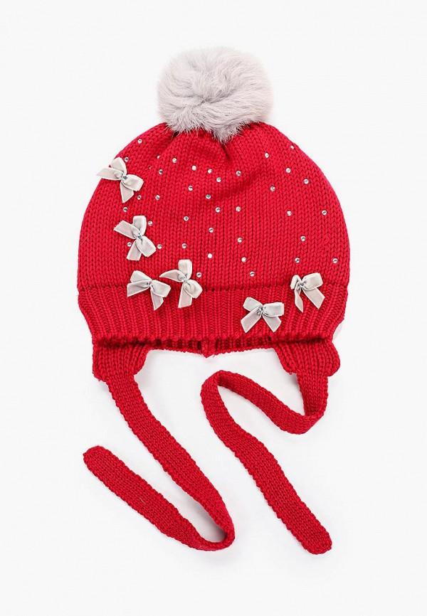шапка tutu для девочки, красная
