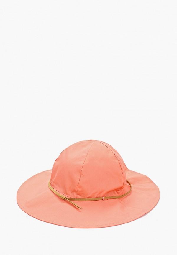 панама tutu для девочки, оранжевая