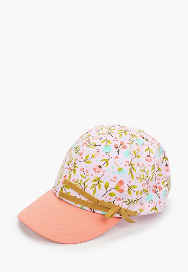 бейсболка tutu для девочки, розовая