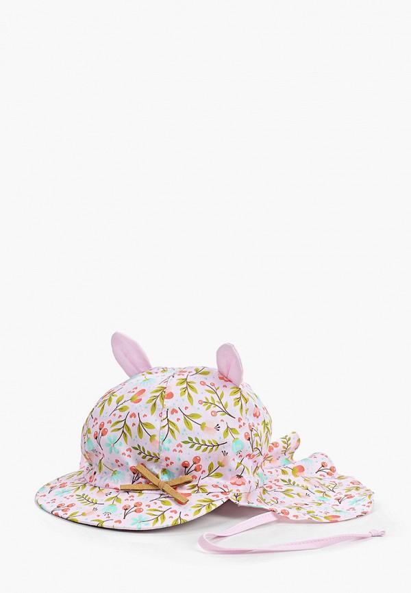 кепка tutu для девочки, розовая