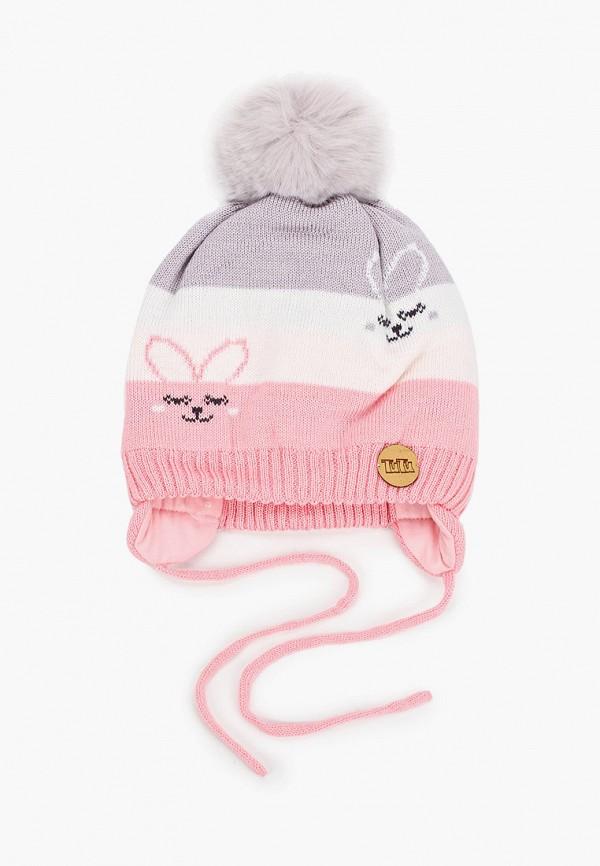 шапка tutu для девочки, разноцветная