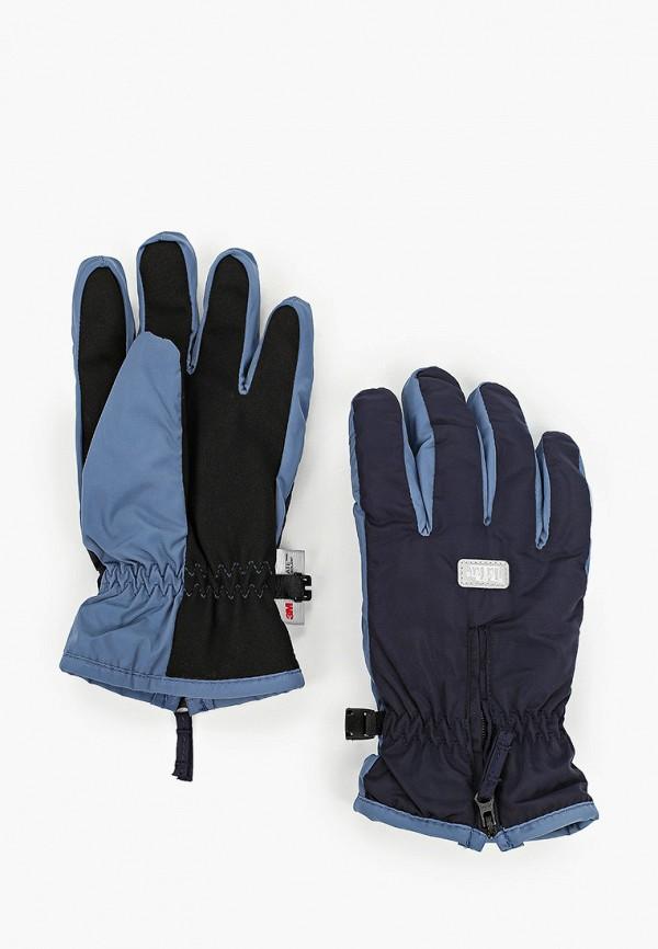 перчатки tutu для мальчика, синие