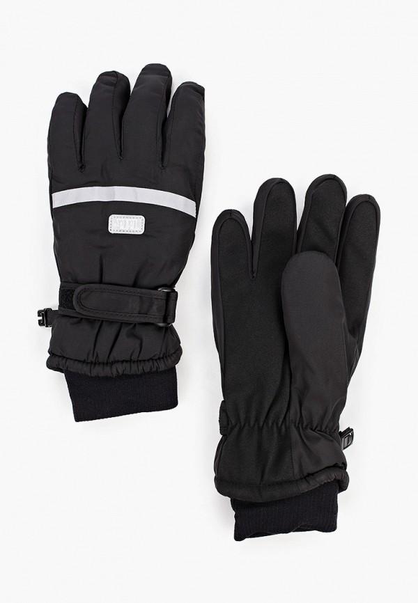 перчатки tutu для мальчика, черные